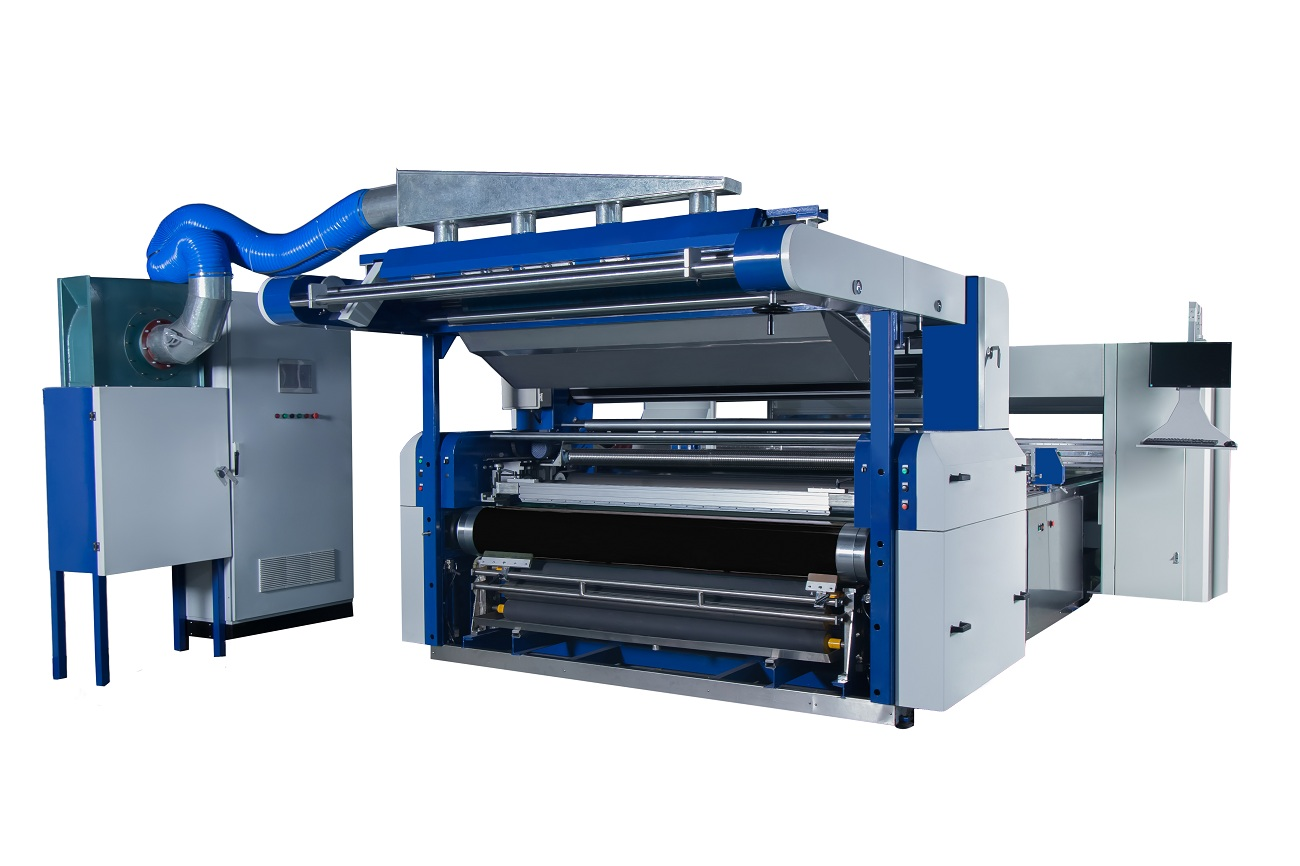 High speed digital composite printing machine